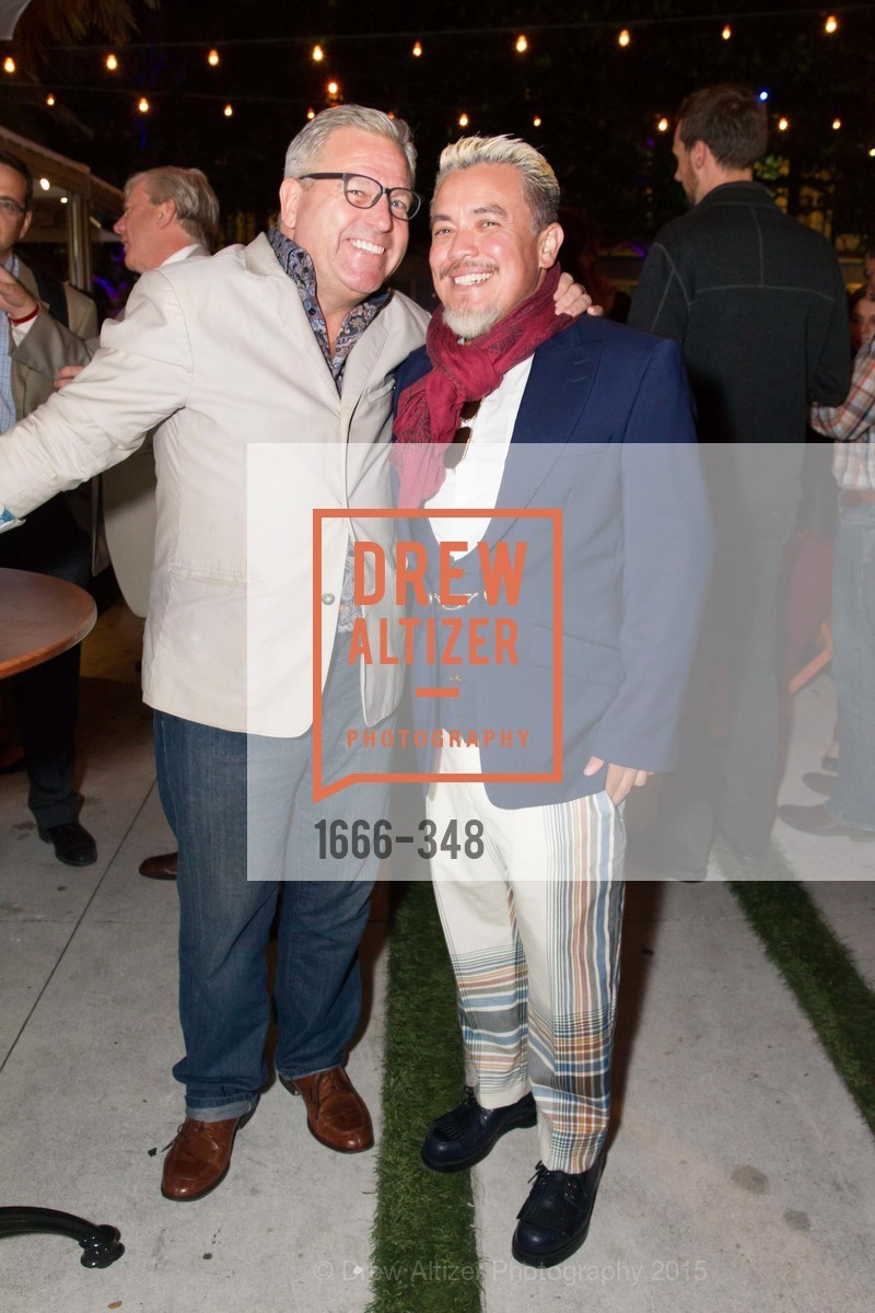 Bobby Beymer, Victor Vargas, TNDC Annual Celebrity Pool Toss, Phoenix Hotel. 601 Eddy St, October 7th, 2015,Drew Altizer, Drew Altizer Photography, full-service agency, private events, San Francisco photographer, photographer california