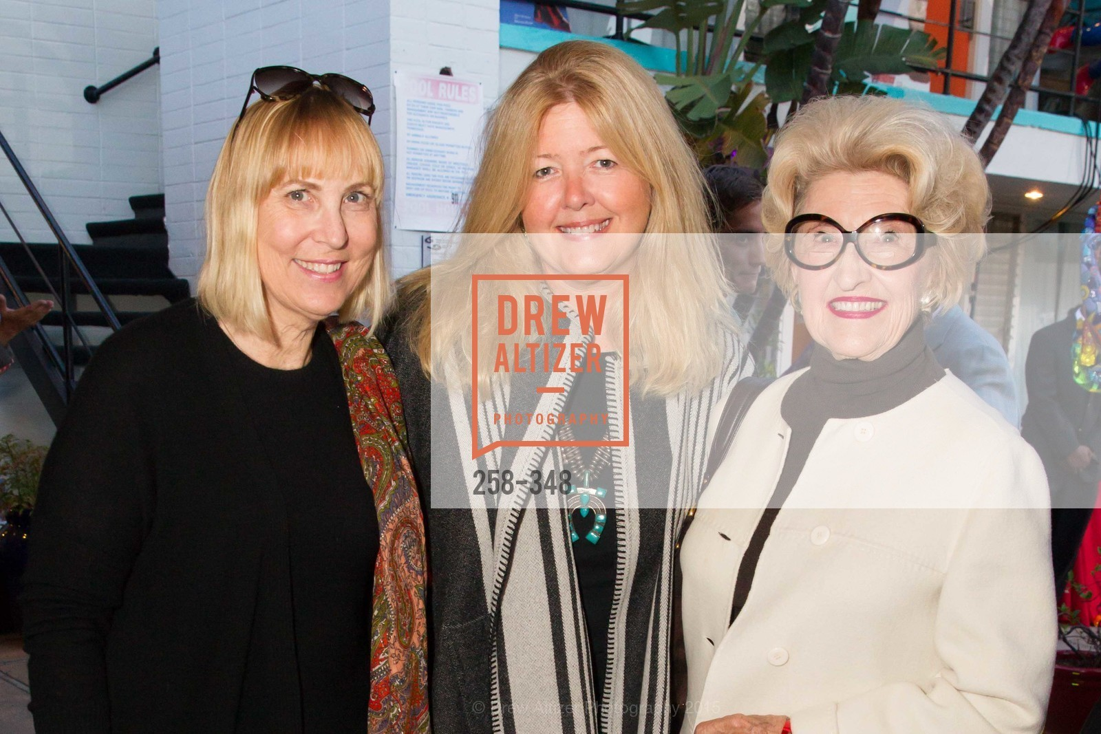 Liz Edwards, Reese Relfe, Genelle Relfe, TNDC Annual Celebrity Pool Toss, Phoenix Hotel. 601 Eddy St, October 7th, 2015,Drew Altizer, Drew Altizer Photography, full-service agency, private events, San Francisco photographer, photographer california