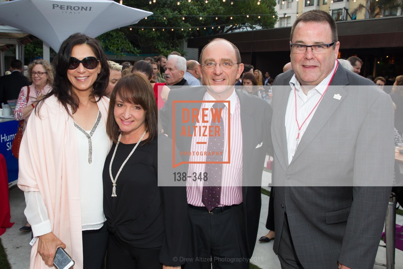 Bilques Smith, Barbara Klein, Tom Klein, Kevin Carroll, TNDC Annual Celebrity Pool Toss, Phoenix Hotel. 601 Eddy St, October 7th, 2015,Drew Altizer, Drew Altizer Photography, full-service agency, private events, San Francisco photographer, photographer california