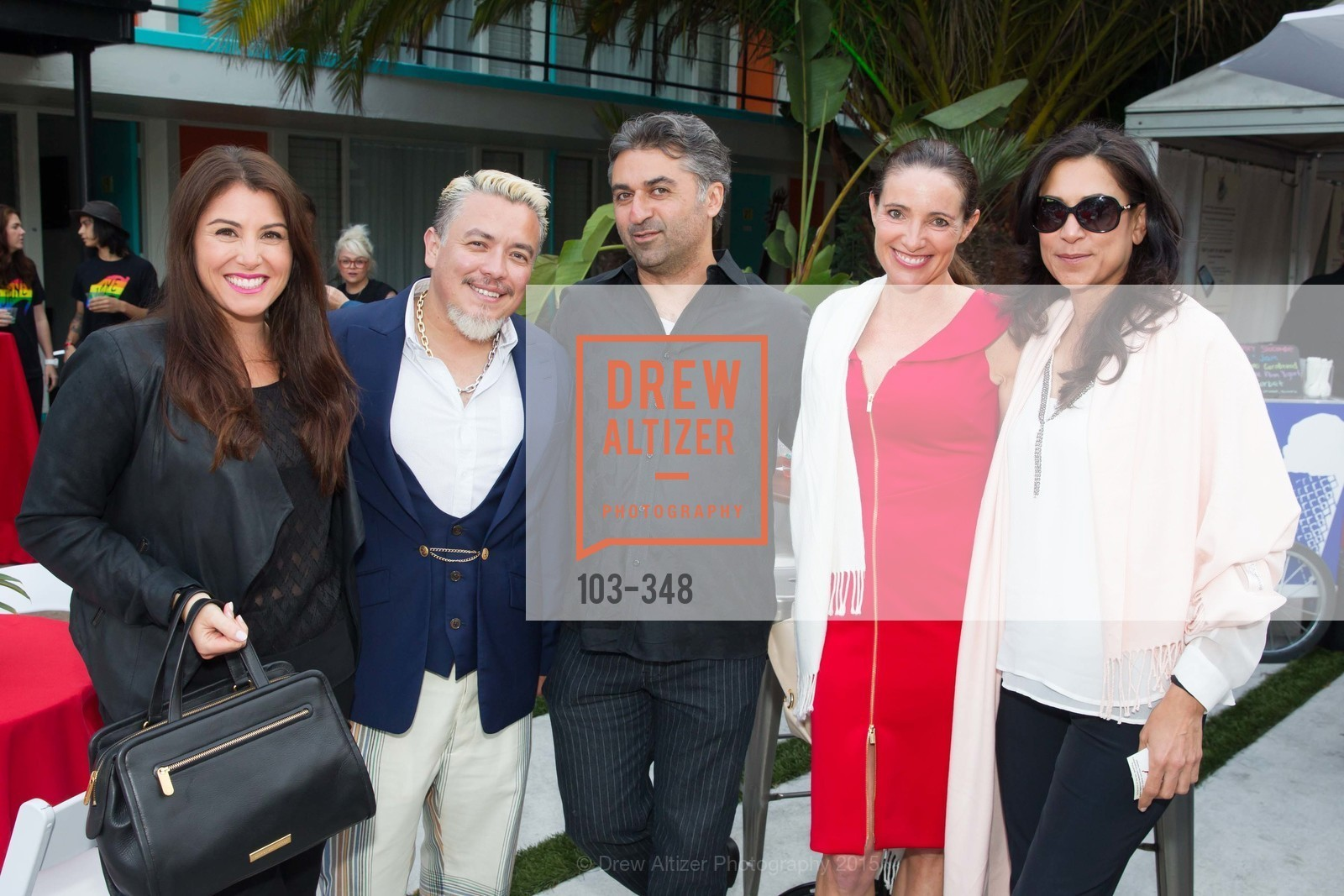 Lindsey Jordan, Victor Vargas, Hooman Khalili, Anne Laury, Bilques Smith, TNDC Annual Celebrity Pool Toss, Phoenix Hotel. 601 Eddy St, October 7th, 2015,Drew Altizer, Drew Altizer Photography, full-service event agency, private events, San Francisco photographer, photographer California