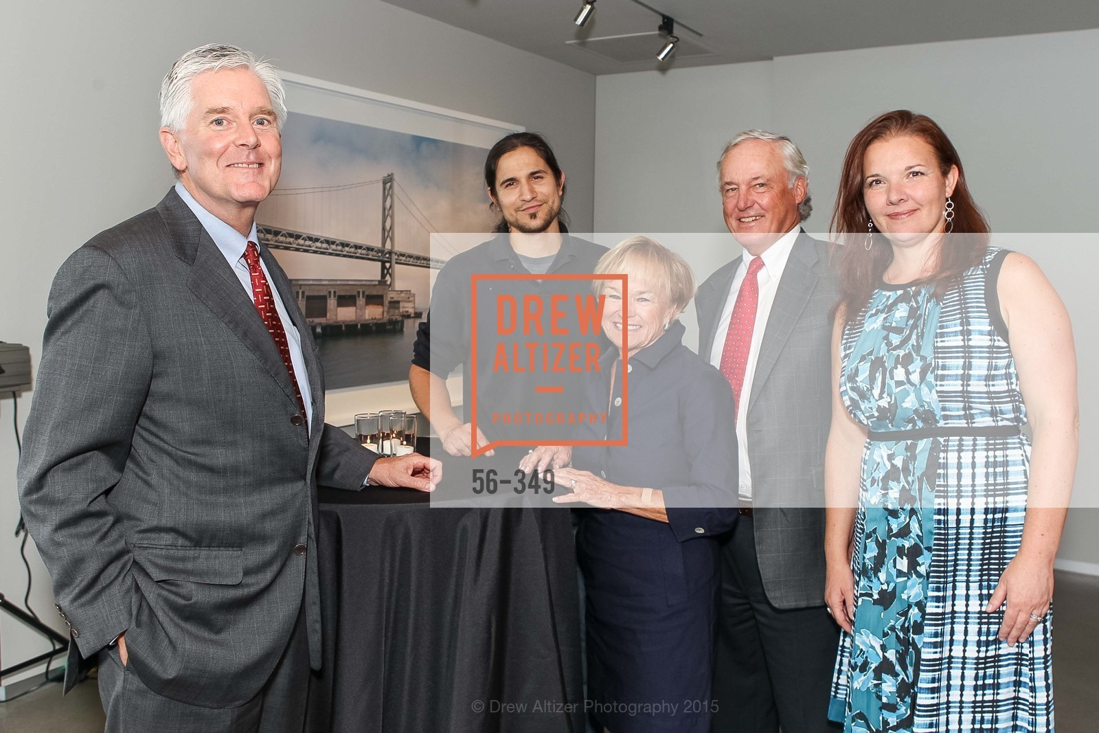 John Kerrigan, Vincent Cortez, Barbara Morris, Bill Morris, Rachel Elginsmith, Cocktails on the Pier- A BASIC Fund Thank You, Pier 24 Photography. 24 Pier The Embarcadero, October 8th, 2015,Drew Altizer, Drew Altizer Photography, full-service agency, private events, San Francisco photographer, photographer california