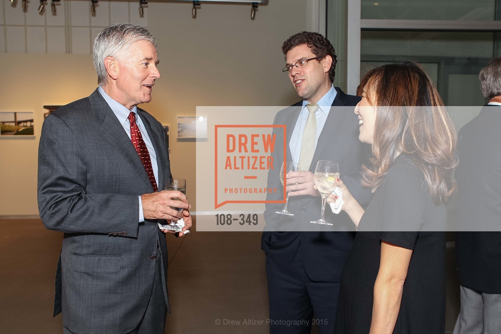 John Kerrigan, Michael Hasenstab, Maryanne Hasenstab, Cocktails on the Pier- A BASIC Fund Thank You, Pier 24 Photography. 24 Pier The Embarcadero, October 8th, 2015,Drew Altizer, Drew Altizer Photography, full-service event agency, private events, San Francisco photographer, photographer California