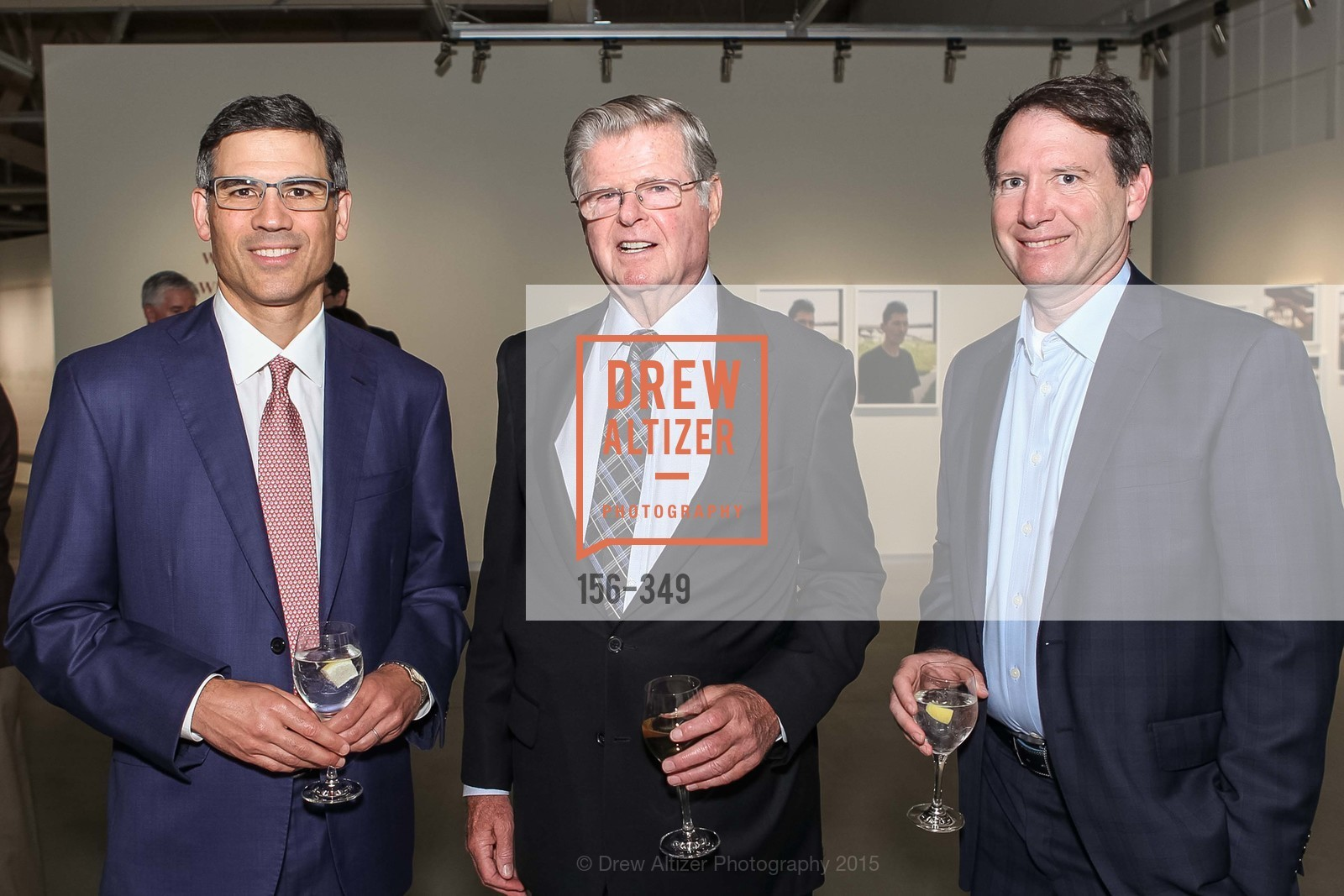 Dan Sivolella, Richard Barker, Jonathan Gentin, Cocktails on the Pier- A BASIC Fund Thank You, Pier 24 Photography. 24 Pier The Embarcadero, October 8th, 2015,Drew Altizer, Drew Altizer Photography, full-service agency, private events, San Francisco photographer, photographer california