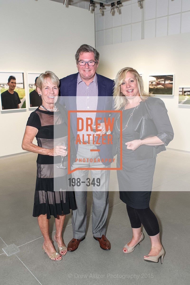 June McCarthy, Craig Bertero, Jill Cunningham, Cocktails on the Pier- A BASIC Fund Thank You, Pier 24 Photography. 24 Pier The Embarcadero, October 8th, 2015,Drew Altizer, Drew Altizer Photography, full-service agency, private events, San Francisco photographer, photographer california
