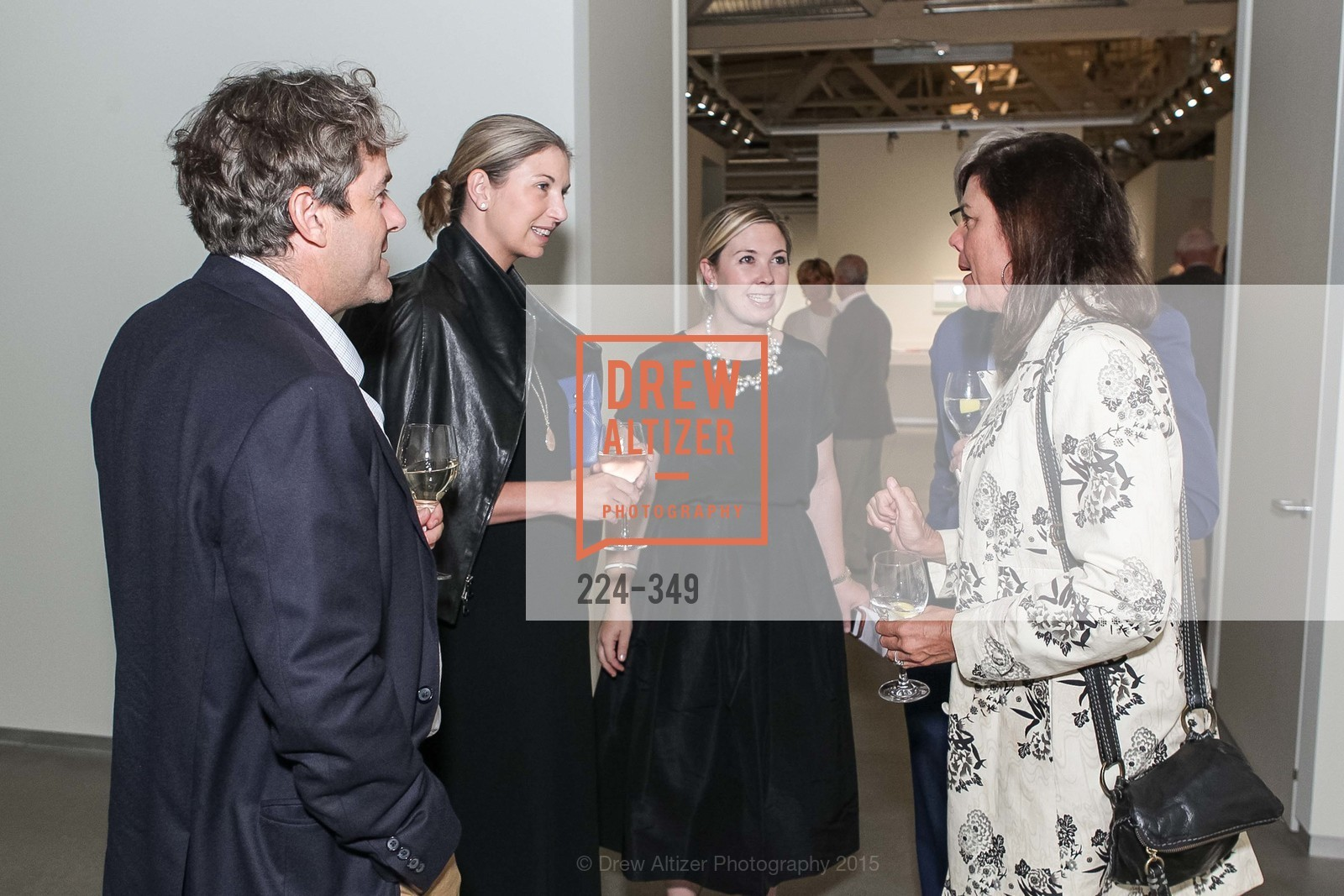 Michael Horwitz, Cameron Phleger, Michelle Harris, Cocktails on the Pier- A BASIC Fund Thank You, Pier 24 Photography. 24 Pier The Embarcadero, October 8th, 2015,Drew Altizer, Drew Altizer Photography, full-service agency, private events, San Francisco photographer, photographer california