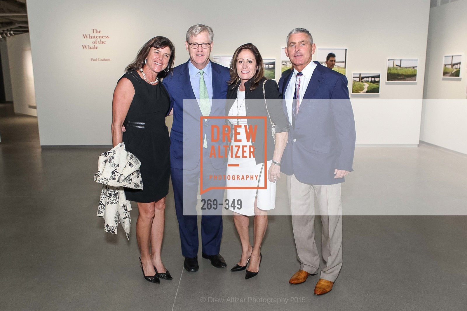 Donna Andrighetto, Bill Ring, Connie Ring, Steve Andrighetto, Cocktails on the Pier- A BASIC Fund Thank You, Pier 24 Photography. 24 Pier The Embarcadero, October 8th, 2015,Drew Altizer, Drew Altizer Photography, full-service agency, private events, San Francisco photographer, photographer california