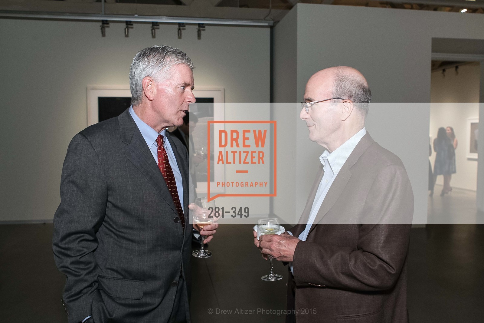 John Kerrigan, Mike Wilsey, Cocktails on the Pier- A BASIC Fund Thank You, Pier 24 Photography. 24 Pier The Embarcadero, October 8th, 2015,Drew Altizer, Drew Altizer Photography, full-service agency, private events, San Francisco photographer, photographer california