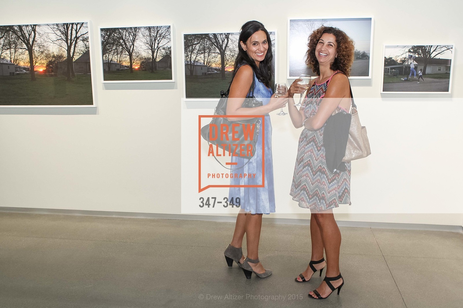 Heba Desouky, Miriam White, Cocktails on the Pier- A BASIC Fund Thank You, Pier 24 Photography. 24 Pier The Embarcadero, October 8th, 2015,Drew Altizer, Drew Altizer Photography, full-service event agency, private events, San Francisco photographer, photographer California
