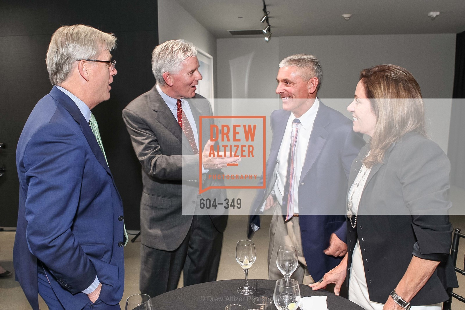 Bill Ring, John Kerrigan, Steve Andrighetto, Connie Ring, Cocktails on the Pier- A BASIC Fund Thank You, Pier 24 Photography. 24 Pier The Embarcadero, October 8th, 2015,Drew Altizer, Drew Altizer Photography, full-service agency, private events, San Francisco photographer, photographer california