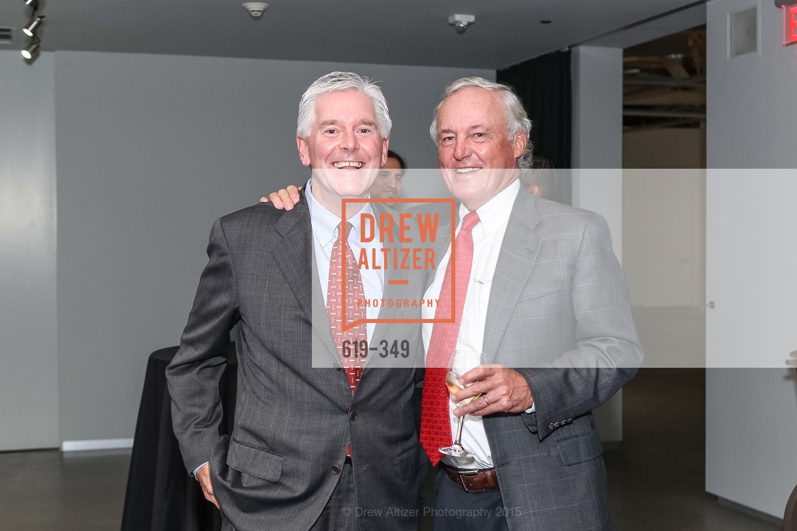 John Kerrigan, Bill Morris, Cocktails on the Pier- A BASIC Fund Thank You, Pier 24 Photography. 24 Pier The Embarcadero, October 8th, 2015,Drew Altizer, Drew Altizer Photography, full-service event agency, private events, San Francisco photographer, photographer California