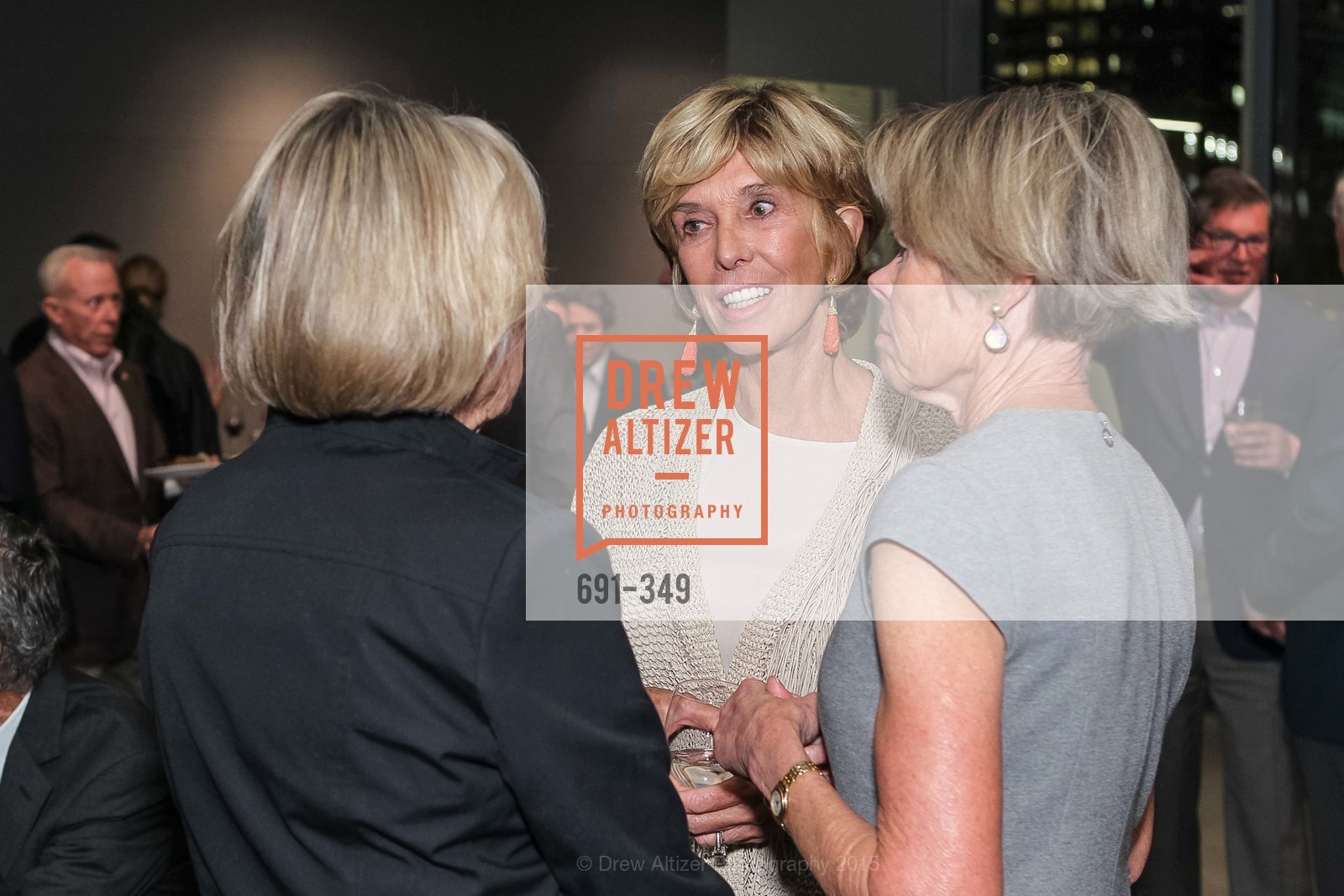 Mary Pilara, Cocktails on the Pier- A BASIC Fund Thank You, Pier 24 Photography. 24 Pier The Embarcadero, October 8th, 2015,Drew Altizer, Drew Altizer Photography, full-service event agency, private events, San Francisco photographer, photographer California