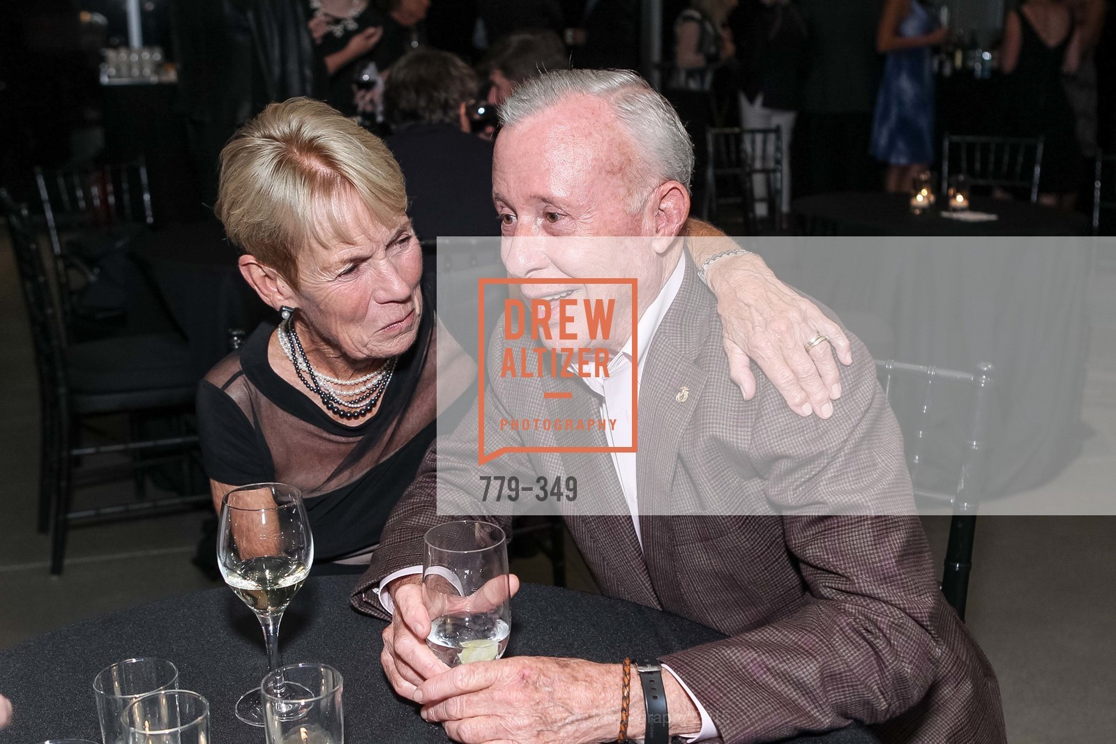 June McCarthy, Stephen Doyle, Cocktails on the Pier- A BASIC Fund Thank You, Pier 24 Photography. 24 Pier The Embarcadero, October 8th, 2015,Drew Altizer, Drew Altizer Photography, full-service agency, private events, San Francisco photographer, photographer california