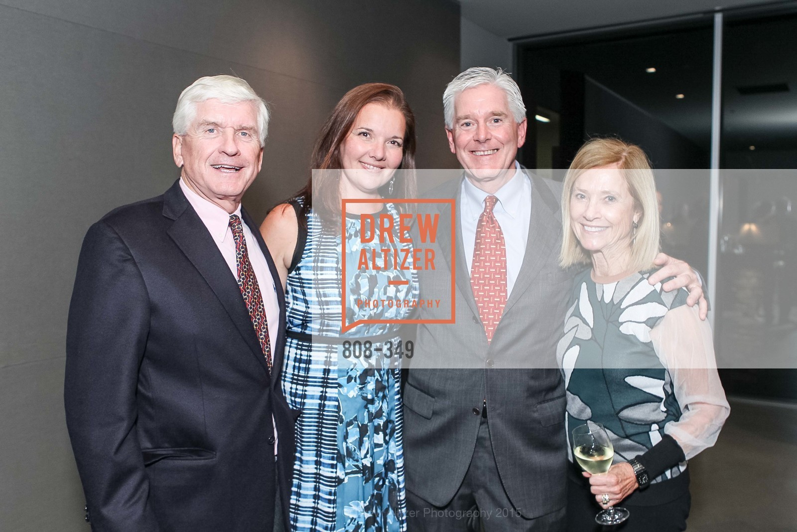 Bob Barrett, Rachel Elgensmith, John Kerrigan, Maureen Sullivan, Cocktails on the Pier- A BASIC Fund Thank You, Pier 24 Photography. 24 Pier The Embarcadero, October 8th, 2015,Drew Altizer, Drew Altizer Photography, full-service agency, private events, San Francisco photographer, photographer california