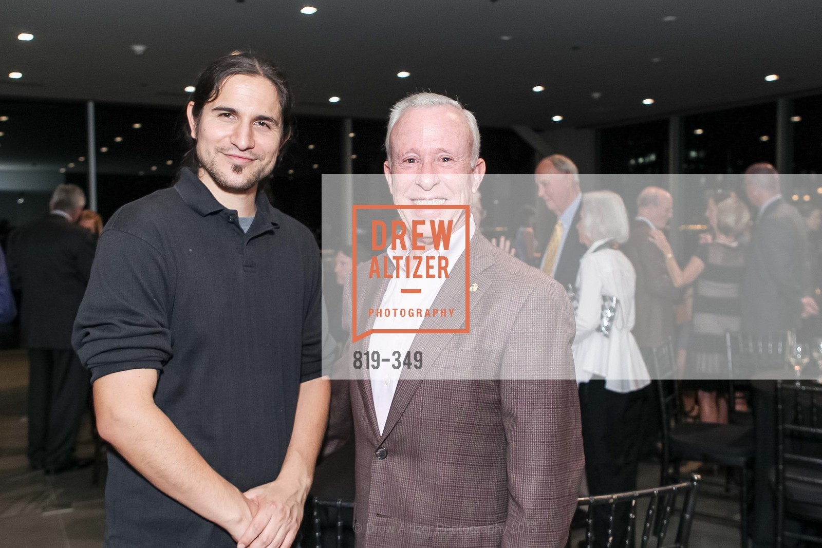 Vincent Cortez, Stephen Doyle, Cocktails on the Pier- A BASIC Fund Thank You, Pier 24 Photography. 24 Pier The Embarcadero, October 8th, 2015,Drew Altizer, Drew Altizer Photography, full-service event agency, private events, San Francisco photographer, photographer California