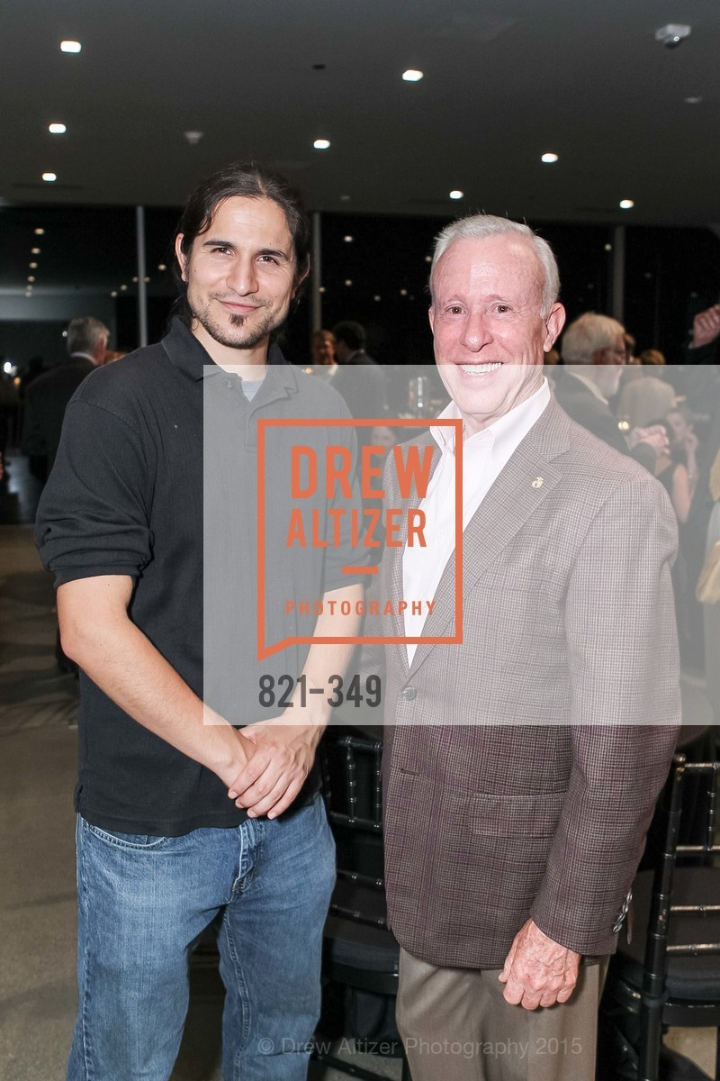 Vincent Cortez, Stephen Doyle, Cocktails on the Pier- A BASIC Fund Thank You, Pier 24 Photography. 24 Pier The Embarcadero, October 8th, 2015,Drew Altizer, Drew Altizer Photography, full-service agency, private events, San Francisco photographer, photographer california