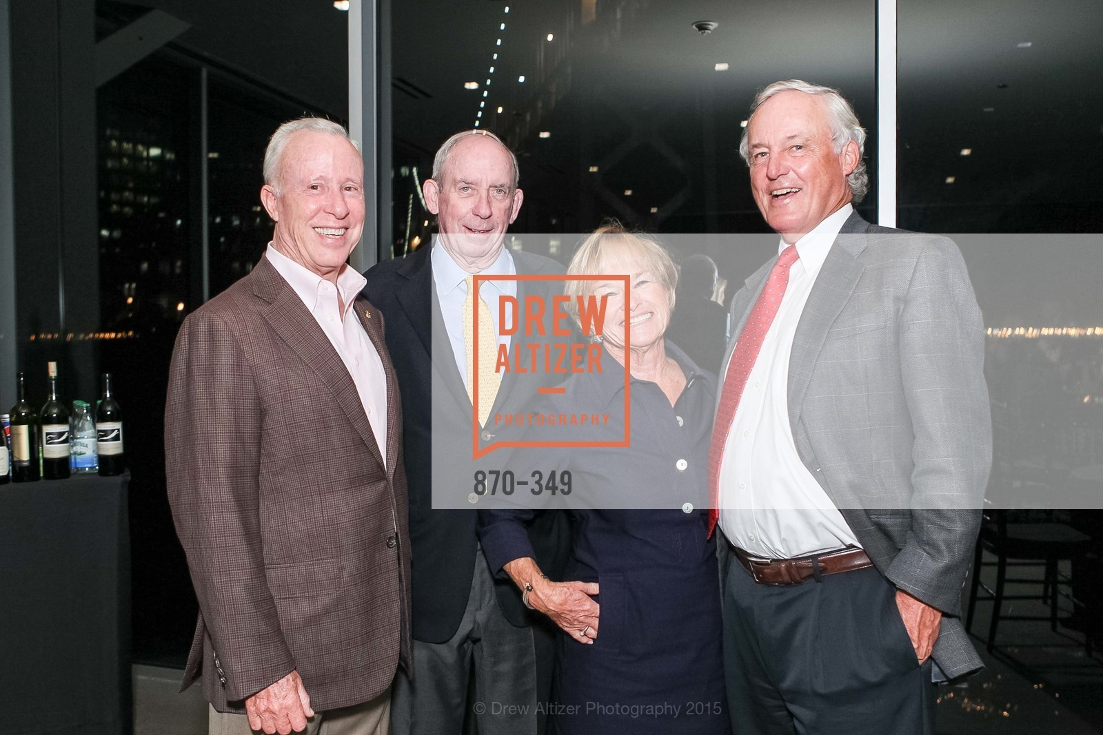 Stephen Doyle, Jim McCarthy, Barbara Morris, Bill Morris, Cocktails on the Pier- A BASIC Fund Thank You, Pier 24 Photography. 24 Pier The Embarcadero, October 8th, 2015,Drew Altizer, Drew Altizer Photography, full-service agency, private events, San Francisco photographer, photographer california