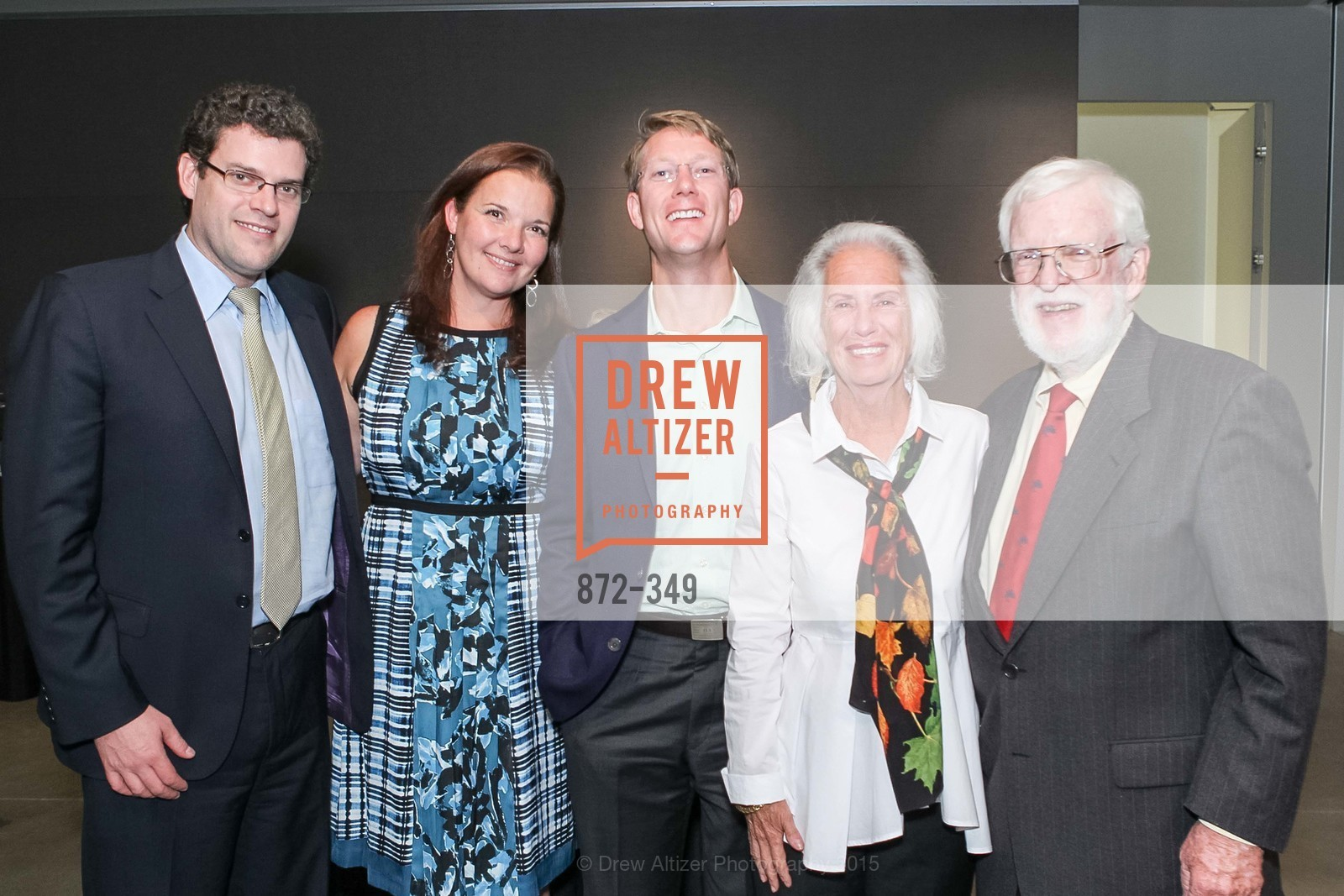 Michael Hasenstab, Rachel Elginsmith, John Couch, Mary Mellon, Tom Mellon, Cocktails on the Pier- A BASIC Fund Thank You, Pier 24 Photography. 24 Pier The Embarcadero, October 8th, 2015,Drew Altizer, Drew Altizer Photography, full-service agency, private events, San Francisco photographer, photographer california
