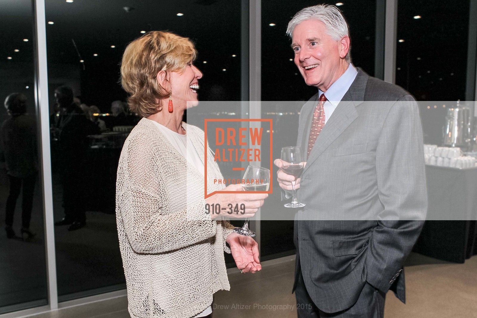 Mary Pilara, John Kerrigan, Cocktails on the Pier- A BASIC Fund Thank You, Pier 24 Photography. 24 Pier The Embarcadero, October 8th, 2015,Drew Altizer, Drew Altizer Photography, full-service event agency, private events, San Francisco photographer, photographer California