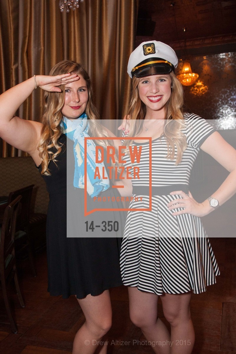 Lea Williams, Courtney Costello, Spinsters of San Francisco Presents: Fleet or Flight, Mayes Oyster House. 1233 Polk St, October 9th, 2015,Drew Altizer, Drew Altizer Photography, full-service agency, private events, San Francisco photographer, photographer california