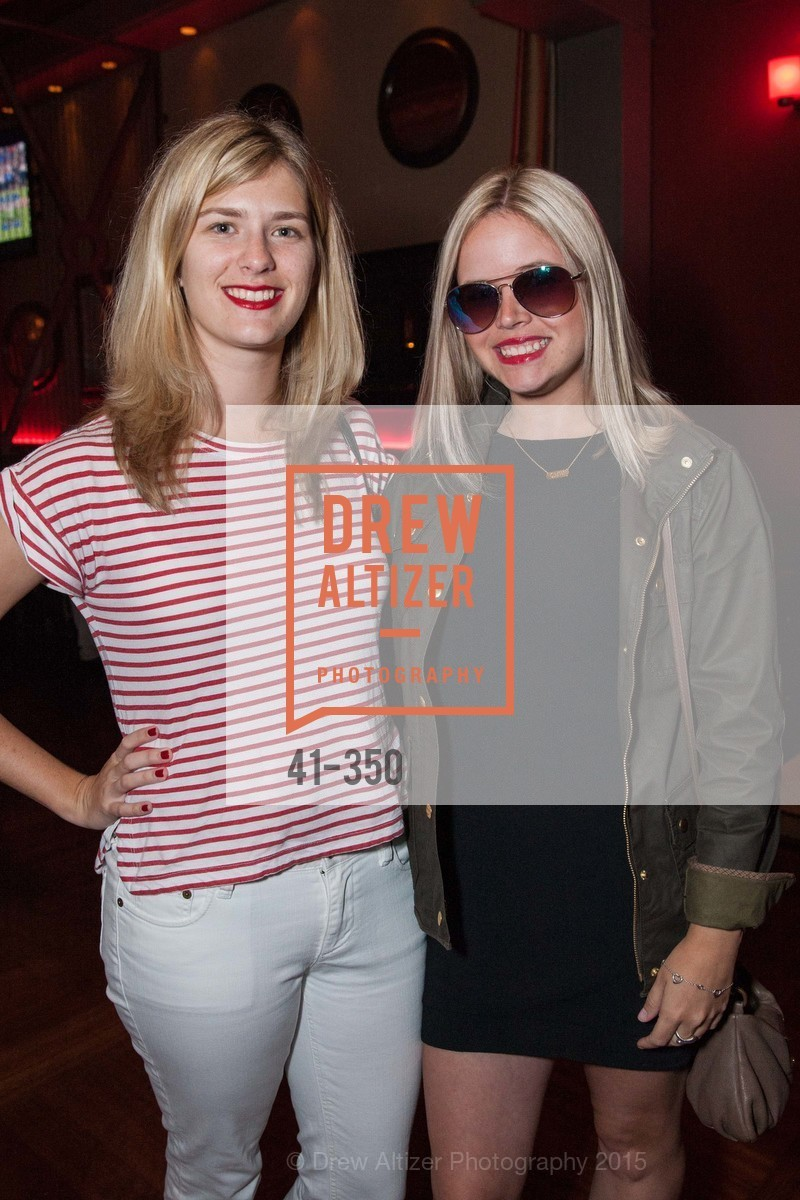 Kendall Jones, Colette Whitney, Spinsters of San Francisco Presents: Fleet or Flight, Mayes Oyster House. 1233 Polk St, October 9th, 2015,Drew Altizer, Drew Altizer Photography, full-service agency, private events, San Francisco photographer, photographer california