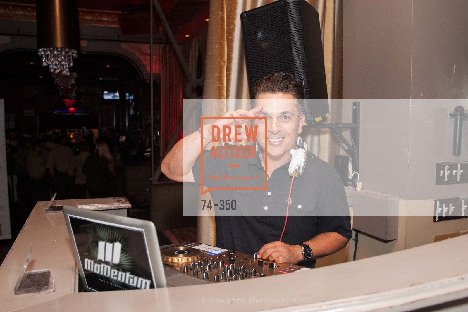 Dj, Spinsters of San Francisco Presents: Fleet or Flight, Mayes Oyster House. 1233 Polk St, October 9th, 2015,Drew Altizer, Drew Altizer Photography, full-service agency, private events, San Francisco photographer, photographer california