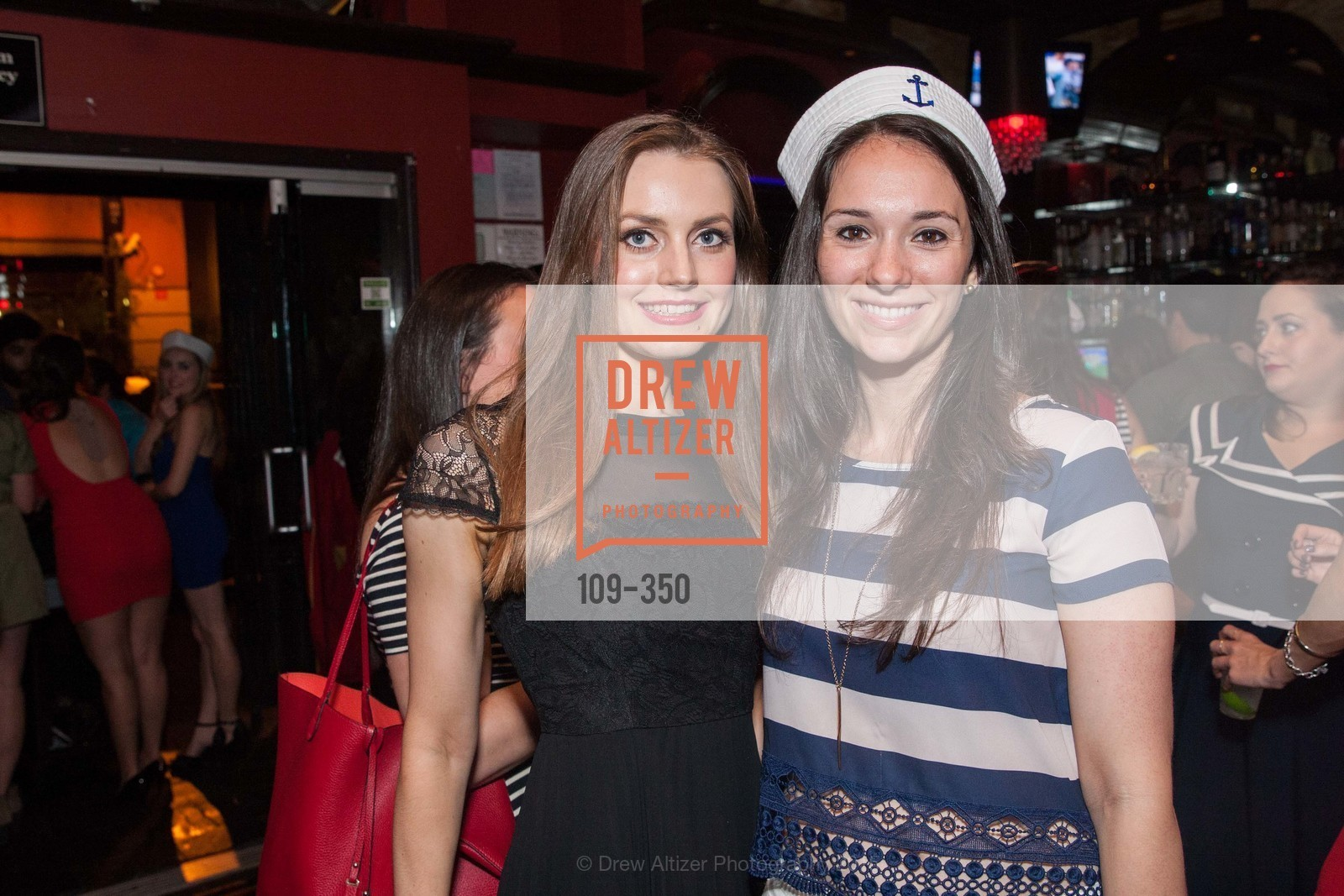 Kristen Glass, Genevieve Meyers, Spinsters of San Francisco Presents: Fleet or Flight, Mayes Oyster House. 1233 Polk St, October 9th, 2015,Drew Altizer, Drew Altizer Photography, full-service agency, private events, San Francisco photographer, photographer california