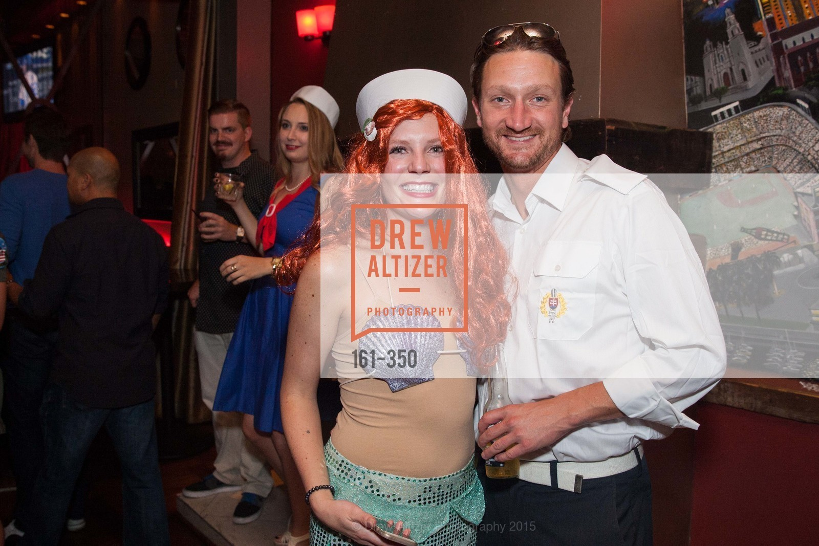 Courtney Frager, Spinsters of San Francisco Presents: Fleet or Flight, Mayes Oyster House. 1233 Polk St, October 9th, 2015,Drew Altizer, Drew Altizer Photography, full-service agency, private events, San Francisco photographer, photographer california