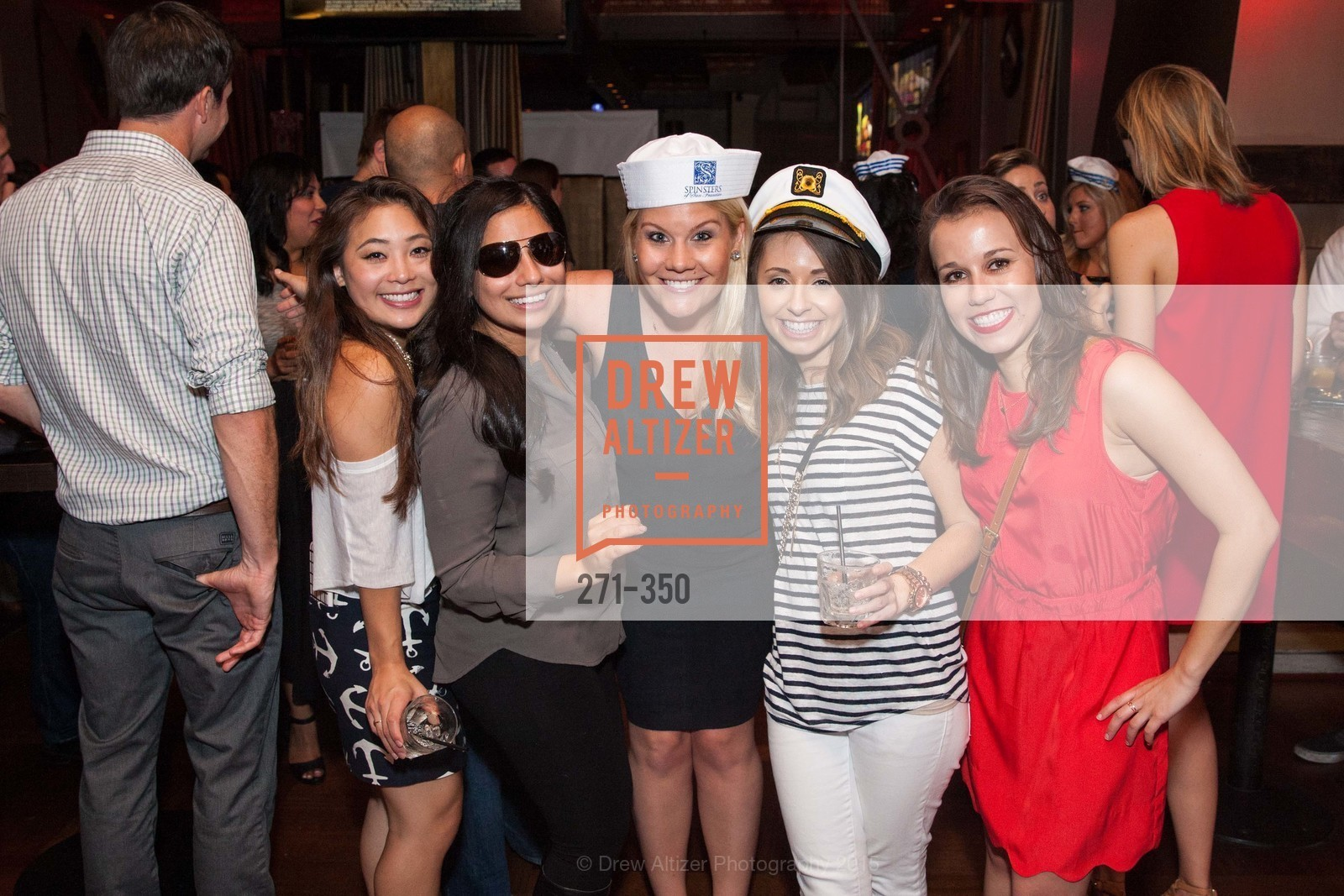 Kelcie Lee, Natalie Bueno, Laura Davis, Olga Levin, Alex Ruff, Spinsters of San Francisco Presents: Fleet or Flight, Mayes Oyster House. 1233 Polk St, October 9th, 2015,Drew Altizer, Drew Altizer Photography, full-service agency, private events, San Francisco photographer, photographer california