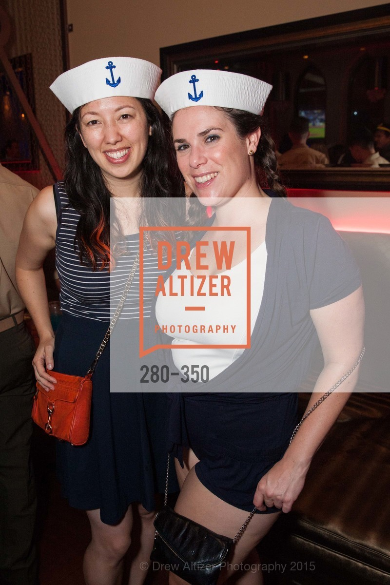 Emily Chen, Megan Reining, Spinsters of San Francisco Presents: Fleet or Flight, Mayes Oyster House. 1233 Polk St, October 9th, 2015,Drew Altizer, Drew Altizer Photography, full-service agency, private events, San Francisco photographer, photographer california