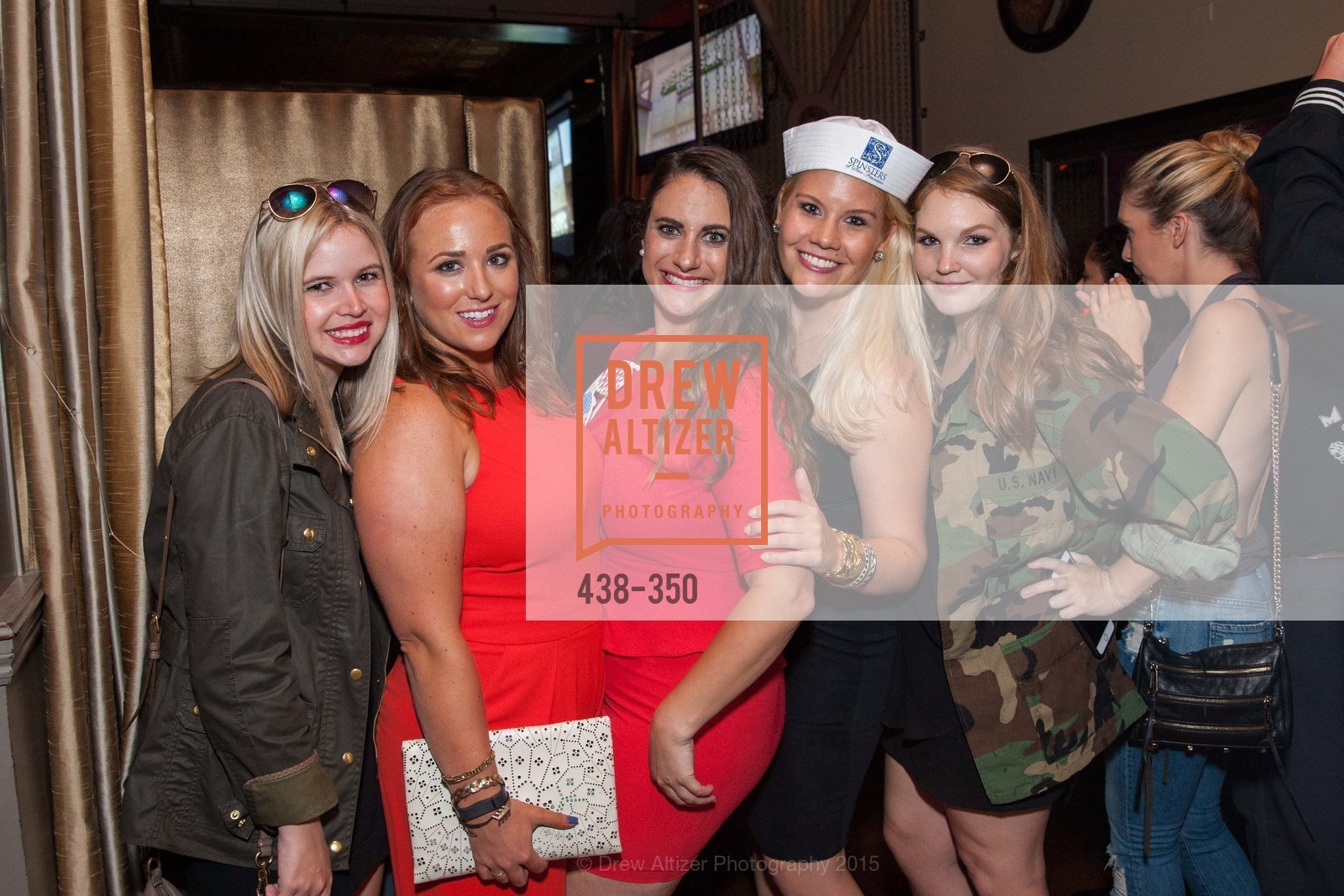 Colette Whitney, Andrea Marquis, Kathleen Roberts, Laura Davis, Jamie Lee, Spinsters of San Francisco Presents: Fleet or Flight, Mayes Oyster House. 1233 Polk St, October 9th, 2015,Drew Altizer, Drew Altizer Photography, full-service agency, private events, San Francisco photographer, photographer california