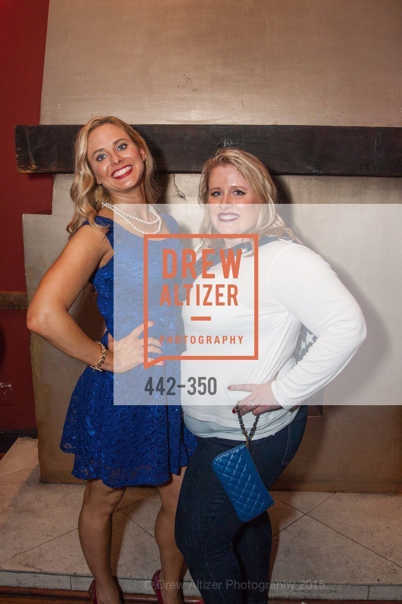 Courtney Frager, Elizabeth Sgarrella, Eryn Golden, Melissa Stoller, Spinsters of San Francisco Presents: Fleet or Flight, Mayes Oyster House. 1233 Polk St, October 9th, 2015,Drew Altizer, Drew Altizer Photography, full-service agency, private events, San Francisco photographer, photographer california