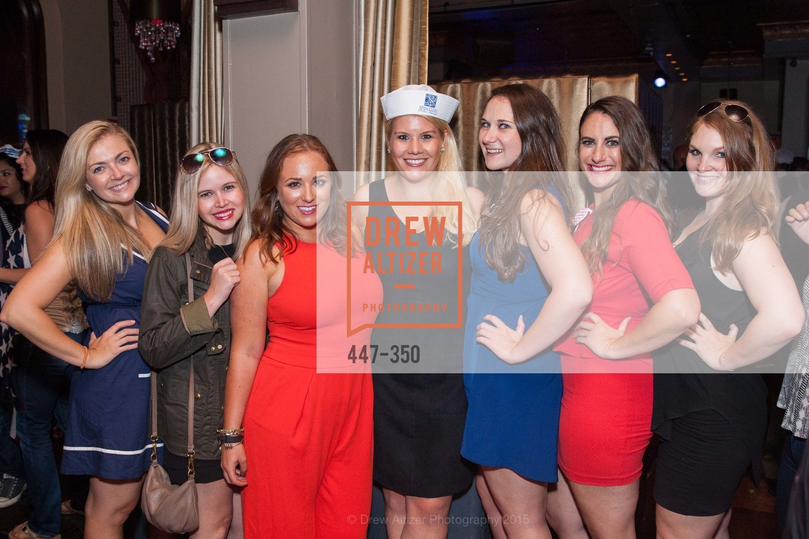 Liberty Kikerpill, Colette Whitney, Andrea Marquis, Laura Davis, Brooke Montgomery, Kathleen Roberts, Jamie Taylor, Spinsters of San Francisco Presents: Fleet or Flight, Mayes Oyster House. 1233 Polk St, October 9th, 2015,Drew Altizer, Drew Altizer Photography, full-service agency, private events, San Francisco photographer, photographer california