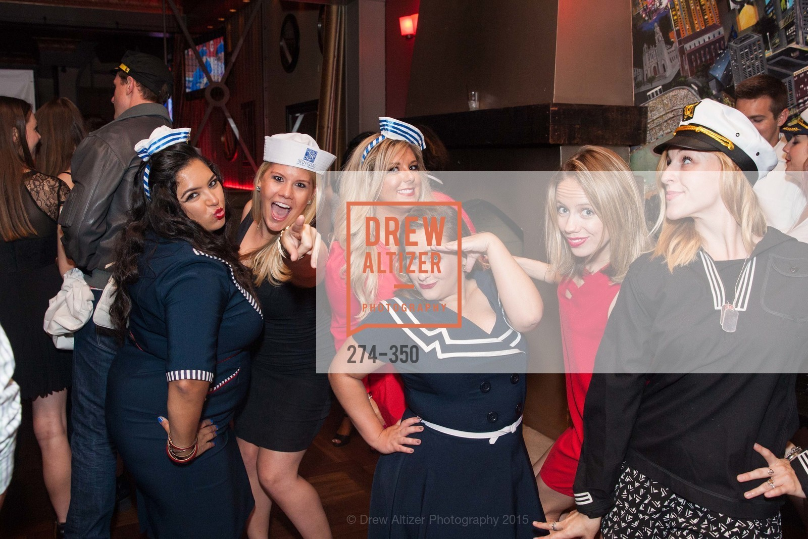 Deyanira Medina, Laura Davis, Kelsey Luoma, Erin Turner, Spinsters of San Francisco Presents: Fleet or Flight, Mayes Oyster House. 1233 Polk St, October 9th, 2015,Drew Altizer, Drew Altizer Photography, full-service agency, private events, San Francisco photographer, photographer california