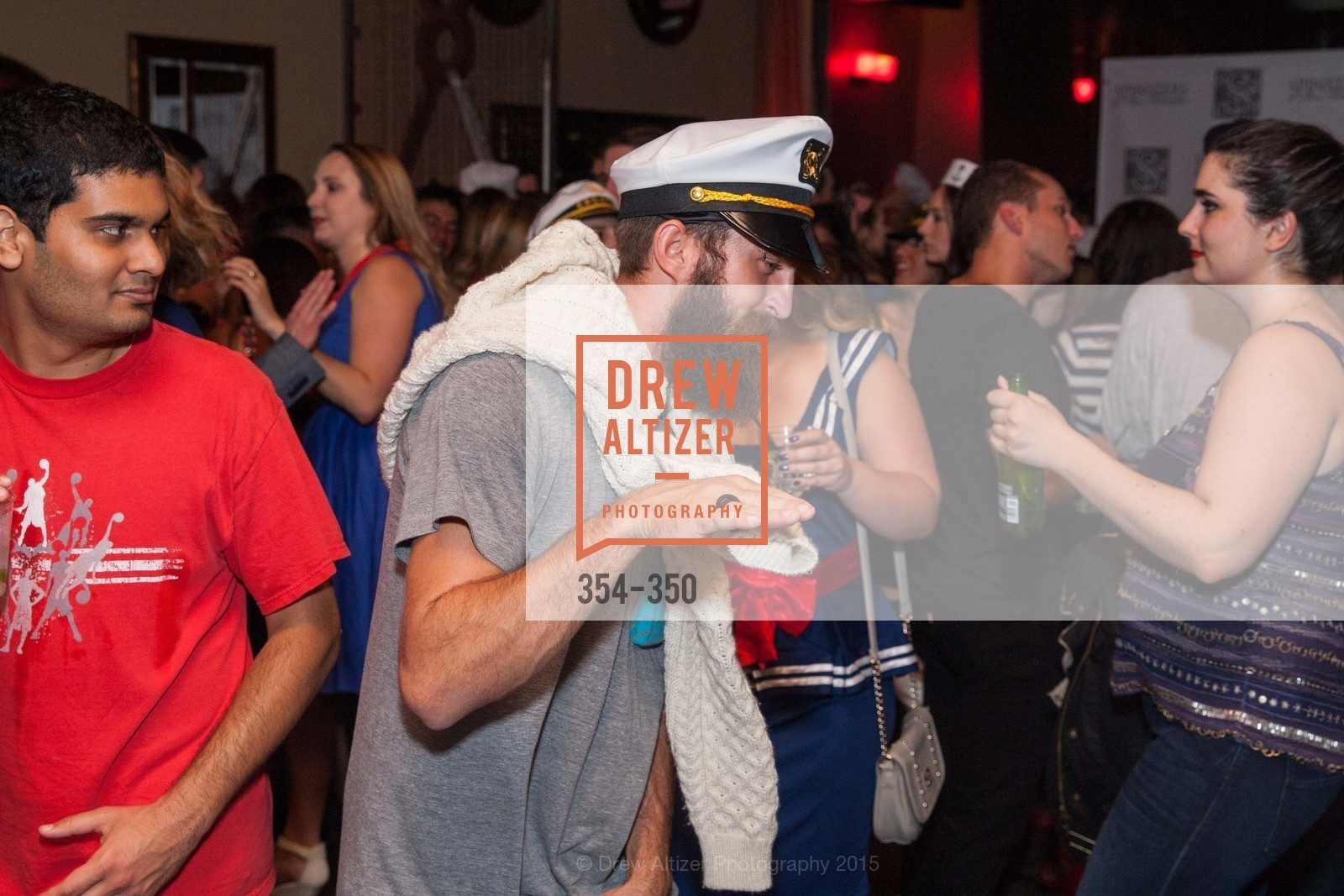 Dance Floor, Spinsters of San Francisco Presents: Fleet or Flight, Mayes Oyster House. 1233 Polk St, October 9th, 2015,Drew Altizer, Drew Altizer Photography, full-service event agency, private events, San Francisco photographer, photographer California