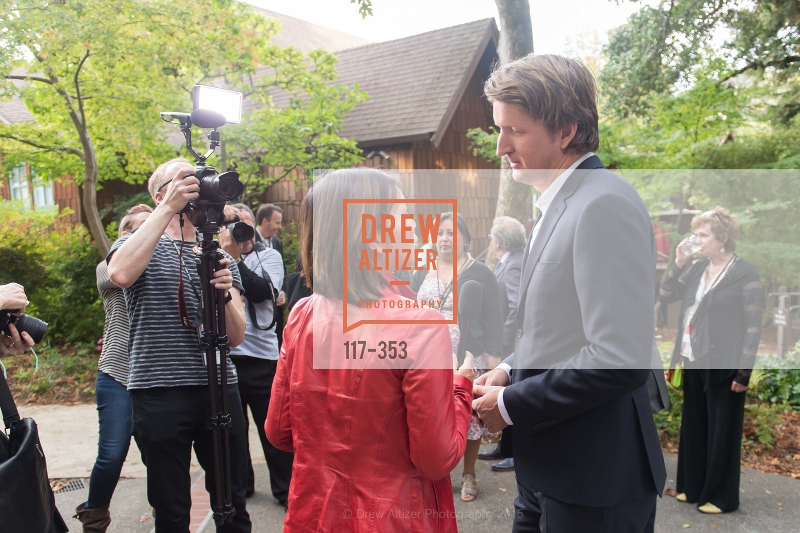 Tom Hooper, Mill Valley Film Festival Opening Night VIP Reception, Outdoor Art Club. 1 W Blithedale Ave, October 8th, 2015,Drew Altizer, Drew Altizer Photography, full-service event agency, private events, San Francisco photographer, photographer California