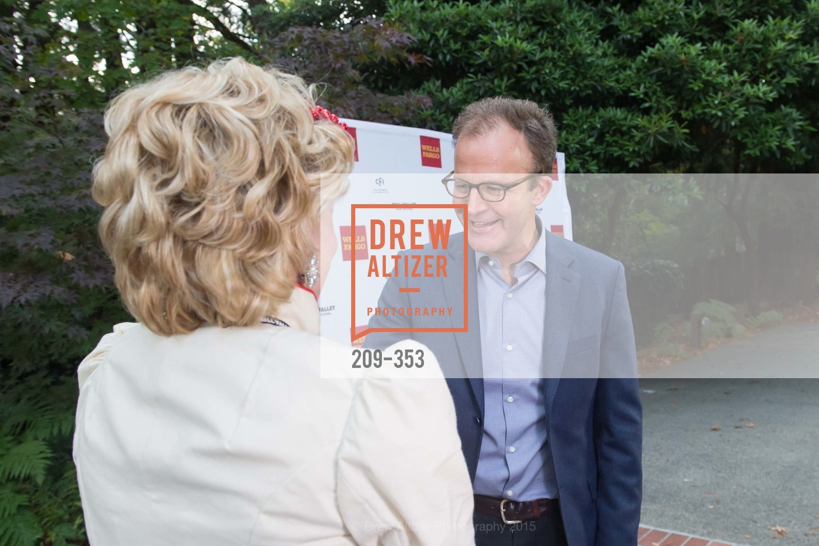 Tom McCarthy, Mill Valley Film Festival Opening Night VIP Reception, Outdoor Art Club. 1 W Blithedale Ave, October 8th, 2015,Drew Altizer, Drew Altizer Photography, full-service event agency, private events, San Francisco photographer, photographer California