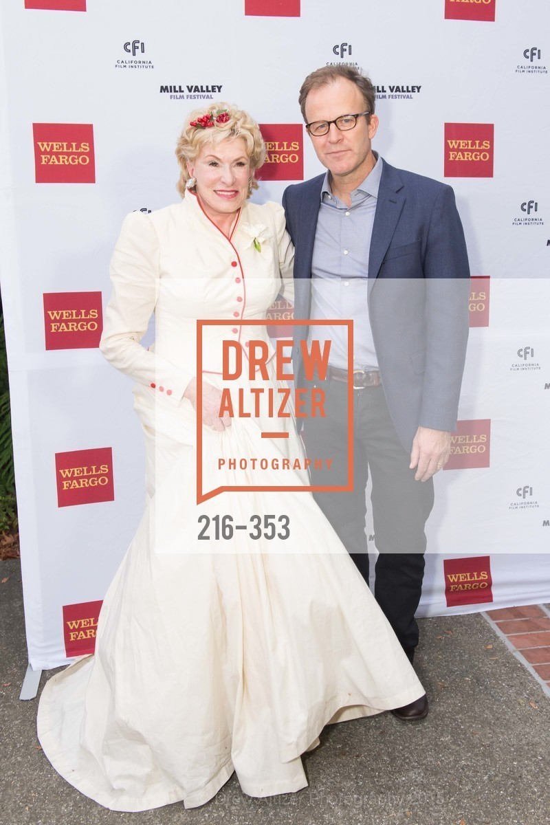 Jennifer MacCready, Tom McCarthy, Mill Valley Film Festival Opening Night VIP Reception, Outdoor Art Club. 1 W Blithedale Ave, October 8th, 2015,Drew Altizer, Drew Altizer Photography, full-service agency, private events, San Francisco photographer, photographer california