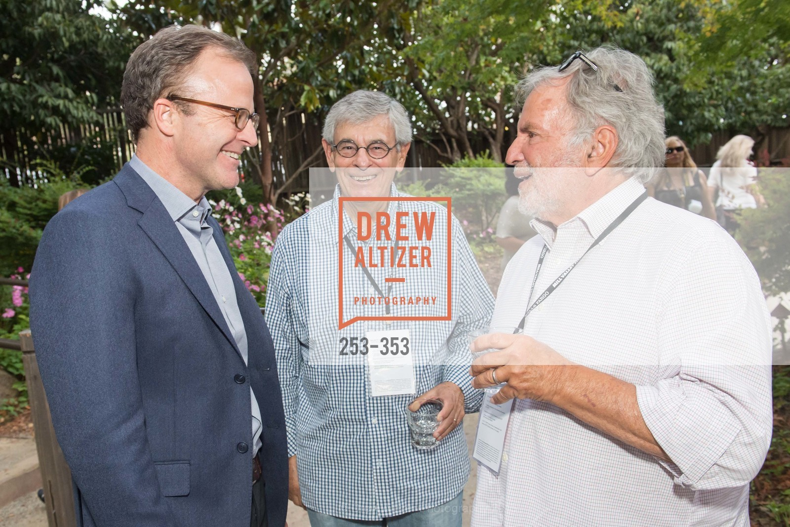TomMcCarthy, Sid Ganis, Mill Valley Film Festival Opening Night VIP Reception, Outdoor Art Club. 1 W Blithedale Ave, October 8th, 2015,Drew Altizer, Drew Altizer Photography, full-service agency, private events, San Francisco photographer, photographer california