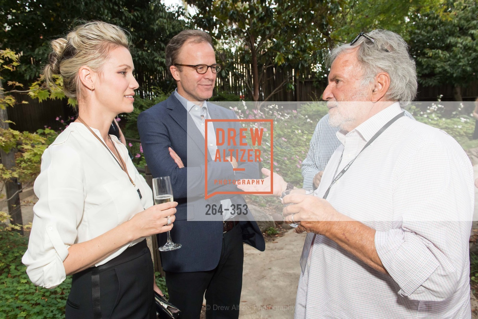 Tom McCarthy, Sid Ganis, Mill Valley Film Festival Opening Night VIP Reception, Outdoor Art Club. 1 W Blithedale Ave, October 8th, 2015,Drew Altizer, Drew Altizer Photography, full-service event agency, private events, San Francisco photographer, photographer California