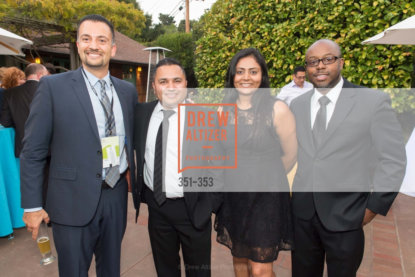 Issa Musaloam, Theo Rollins, Mill Valley Film Festival Opening Night VIP Reception, Outdoor Art Club. 1 W Blithedale Ave, October 8th, 2015,Drew Altizer, Drew Altizer Photography, full-service agency, private events, San Francisco photographer, photographer california