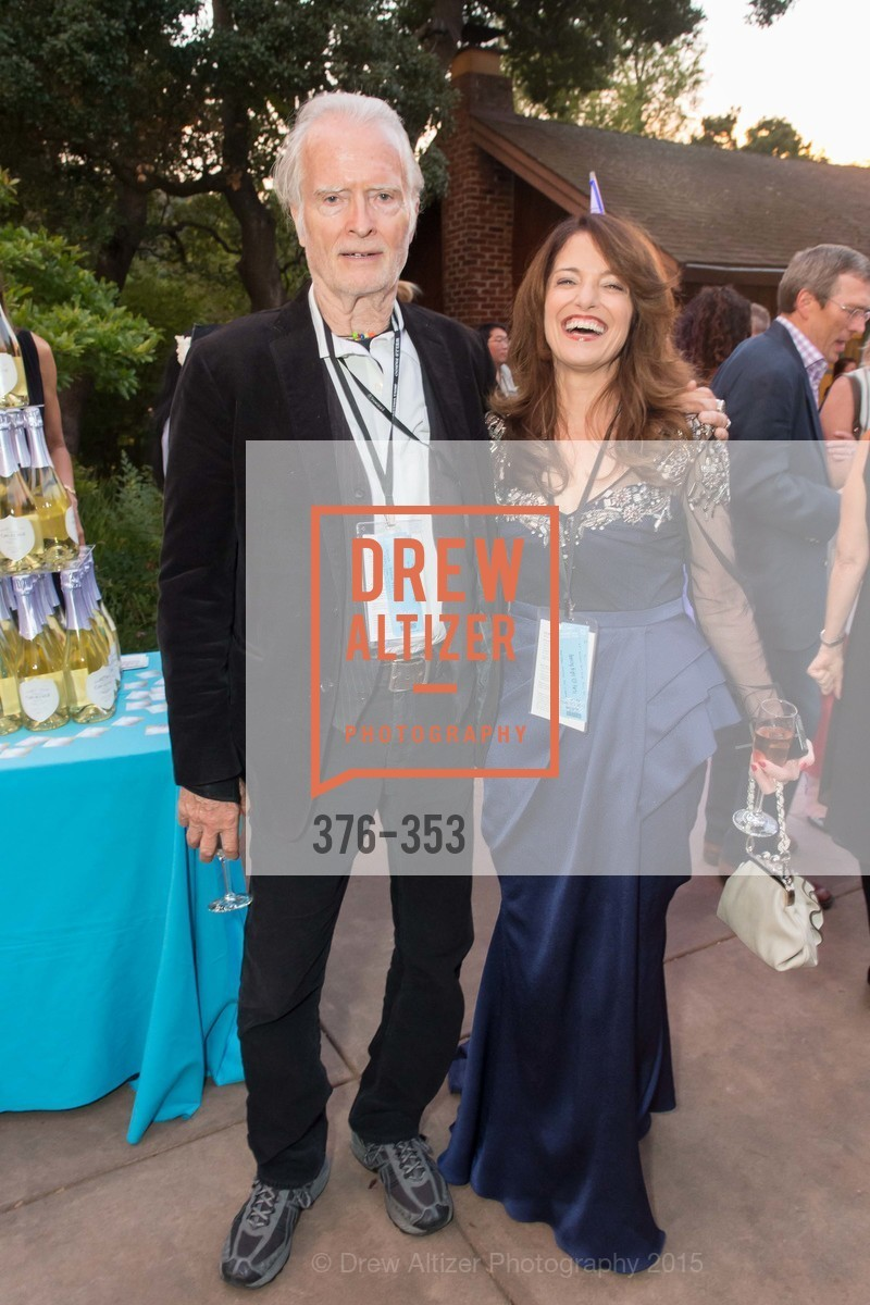 Rob Nielsen, Michelle Anton Allen, Mill Valley Film Festival Opening Night VIP Reception, Outdoor Art Club. 1 W Blithedale Ave, October 8th, 2015,Drew Altizer, Drew Altizer Photography, full-service agency, private events, San Francisco photographer, photographer california