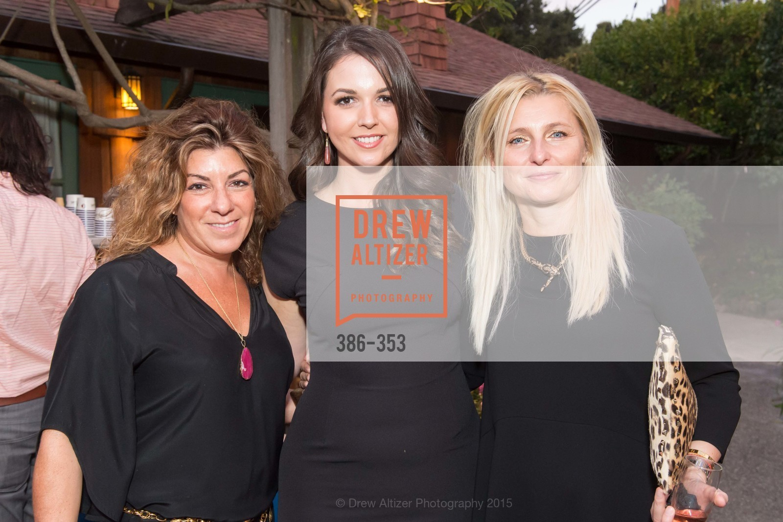 Alison Lodish, Kristin King, Sam Pritchett, Mill Valley Film Festival Opening Night VIP Reception, Outdoor Art Club. 1 W Blithedale Ave, October 8th, 2015,Drew Altizer, Drew Altizer Photography, full-service agency, private events, San Francisco photographer, photographer california