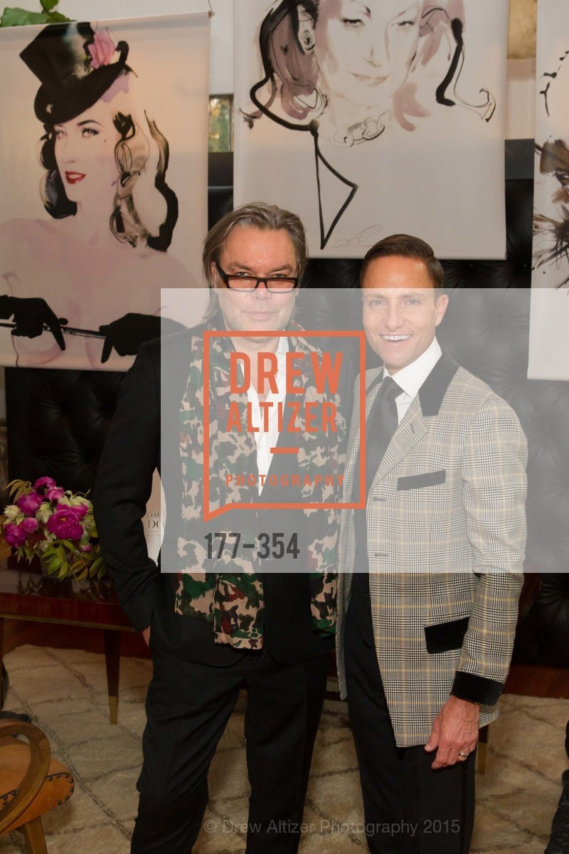 David Downton, Ken Fulk, Ken Fulk Hosts A David Downton Book Signing Party, Ken Fulk's Loft. 310 7th St, October 9th, 2015,Drew Altizer, Drew Altizer Photography, full-service agency, private events, San Francisco photographer, photographer california