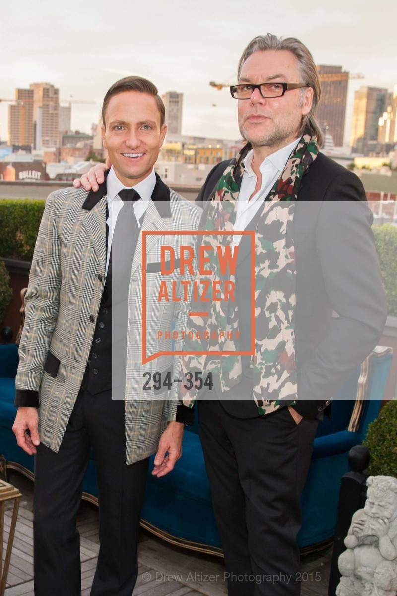 Ken Fulk, David Downton, Ken Fulk Hosts A David Downton Book Signing Party, Ken Fulk's Loft. 310 7th St, October 9th, 2015,Drew Altizer, Drew Altizer Photography, full-service agency, private events, San Francisco photographer, photographer california
