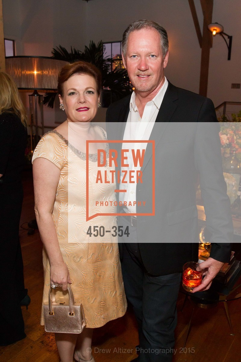 Jennifer Raiser, Michael Murphy, Ken Fulk Hosts A David Downton Book Signing Party, Ken Fulk's Loft. 310 7th St, October 9th, 2015,Drew Altizer, Drew Altizer Photography, full-service agency, private events, San Francisco photographer, photographer california