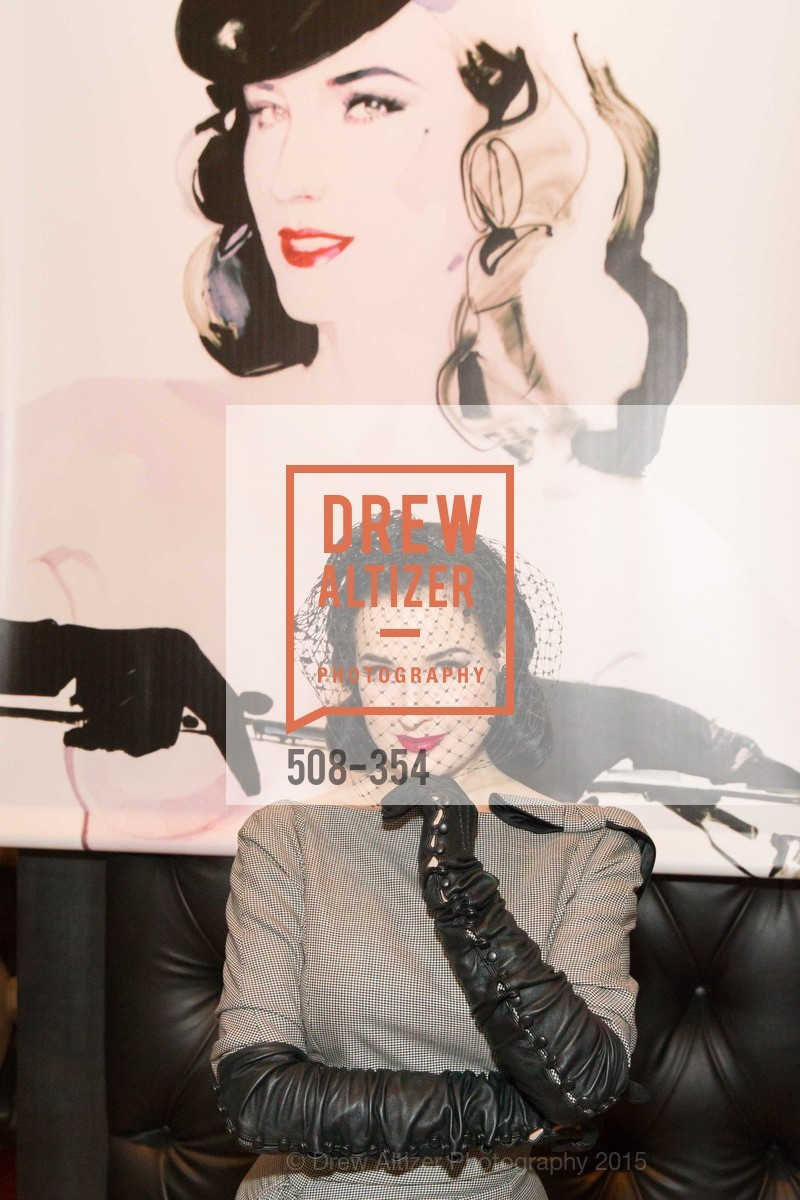 Dita Von Teese, Ken Fulk Hosts A David Downton Book Signing Party, Ken Fulk's Loft. 310 7th St, October 9th, 2015,Drew Altizer, Drew Altizer Photography, full-service event agency, private events, San Francisco photographer, photographer California