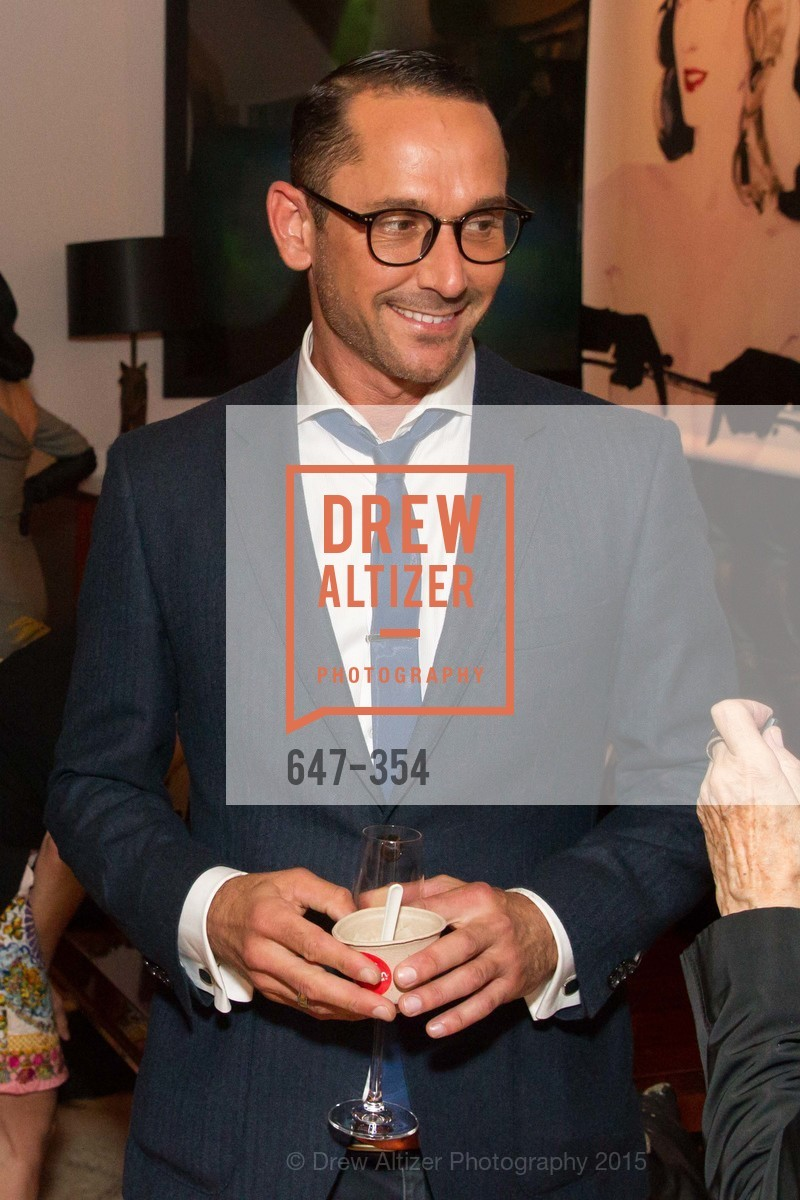 Damien Smith, Ken Fulk Hosts A David Downton Book Signing Party, Ken Fulk's Loft. 310 7th St, October 9th, 2015,Drew Altizer, Drew Altizer Photography, full-service agency, private events, San Francisco photographer, photographer california