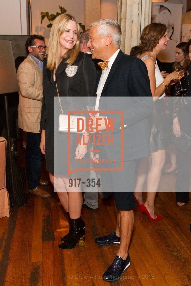 Mary Beth Shimmon, Kurt Wootton, Ken Fulk Hosts A David Downton Book Signing Party, Ken Fulk's Loft. 310 7th St, October 9th, 2015,Drew Altizer, Drew Altizer Photography, full-service agency, private events, San Francisco photographer, photographer california