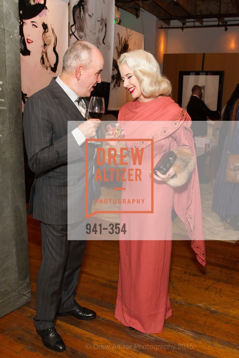 Mr. Pearl, Mosh, Ken Fulk Hosts A David Downton Book Signing Party, Ken Fulk's Loft. 310 7th St, October 9th, 2015,Drew Altizer, Drew Altizer Photography, full-service agency, private events, San Francisco photographer, photographer california