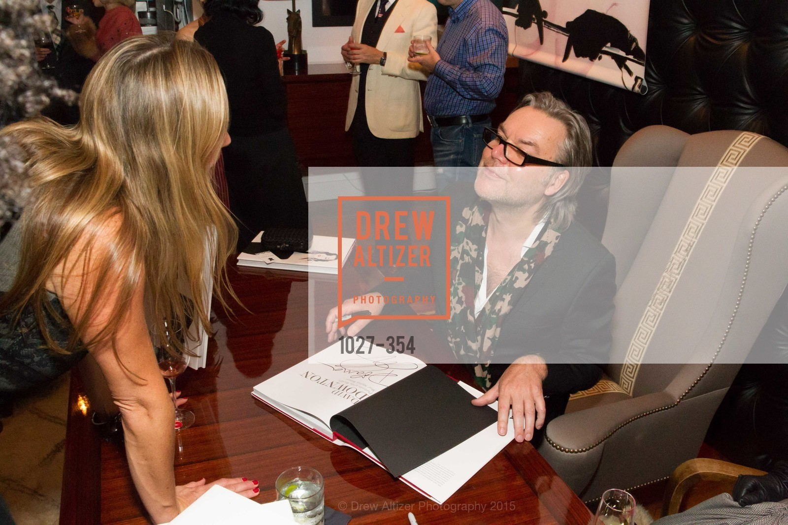 David Downton, Ken Fulk Hosts A David Downton Book Signing Party, Ken Fulk's Loft. 310 7th St, October 9th, 2015,Drew Altizer, Drew Altizer Photography, full-service agency, private events, San Francisco photographer, photographer california